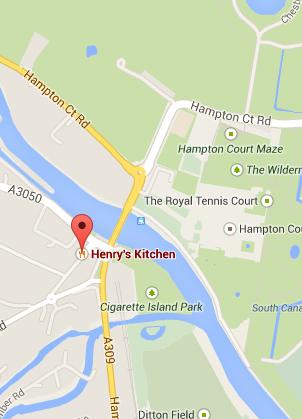 Henry's Kitchen Hampton Court
