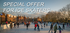 Special offer for Ice Skating